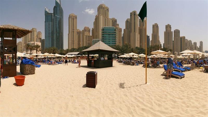 - Hilton Dubai Jumeirah Resort