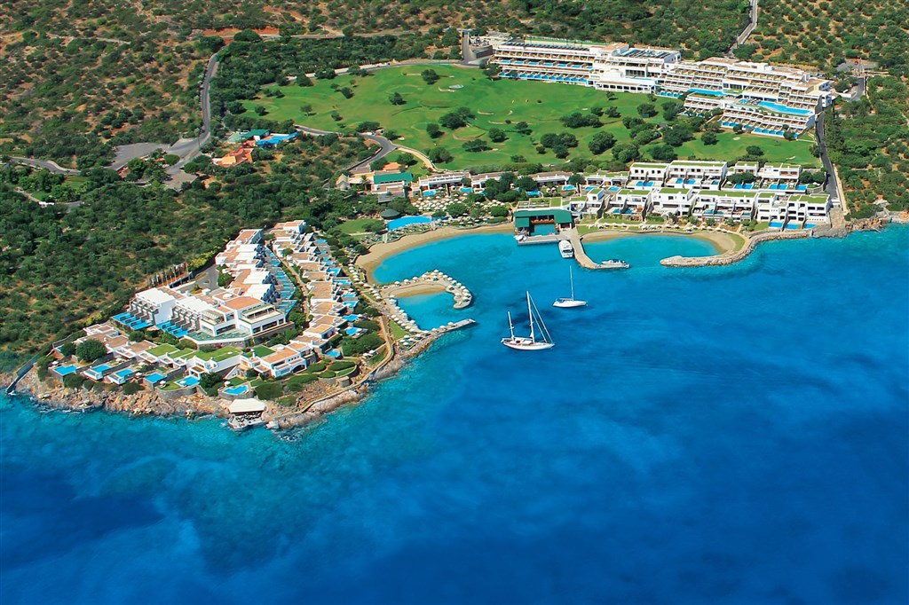 - Porto Elounda Golf and SPA Resort