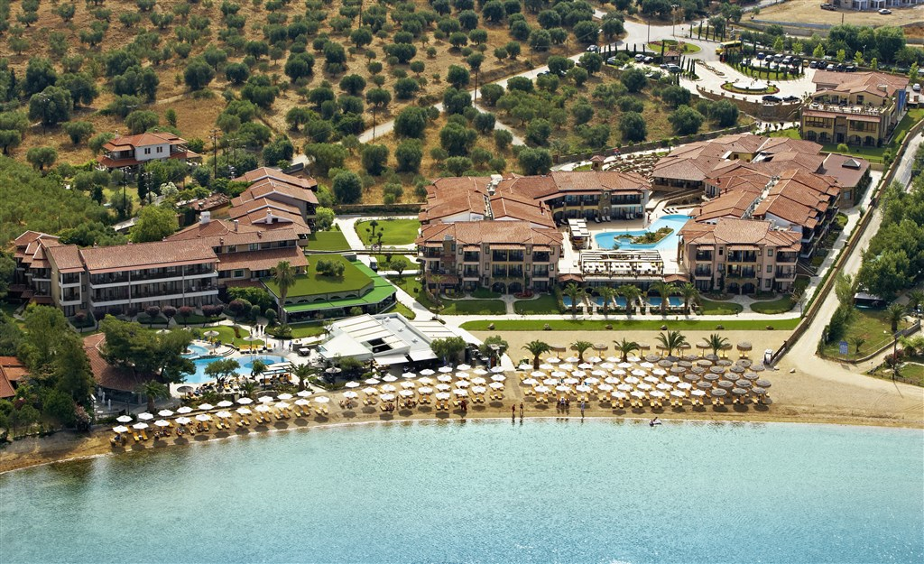 - Anthemus Sea Beach Hotel and SPA