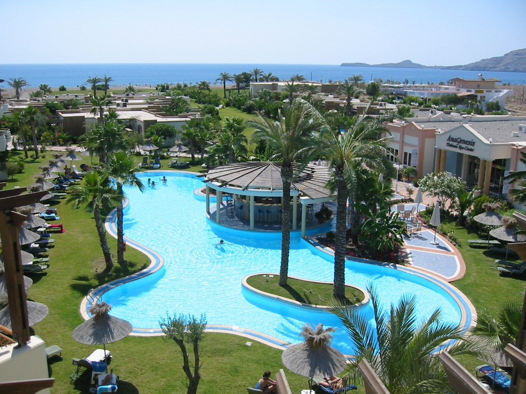 - Atrium Palace Thalasso Spa and Villas