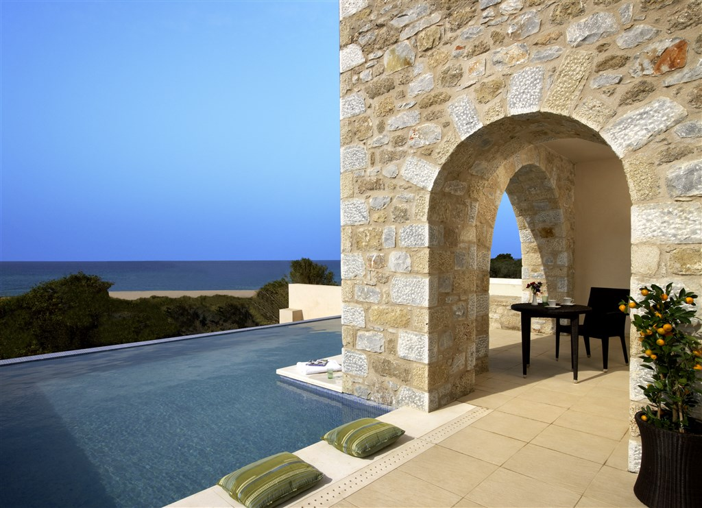 Řecko,Pelopones, Costa Navarino, The Westin Resort