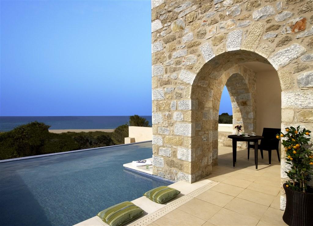 Řecko,Pelopones, Costa Navarino, The Westin Resort