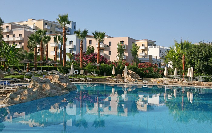 - St. George Gardens Hotel Apartments