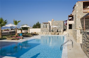 - Ikaros Beach Luxury Resort and Spa