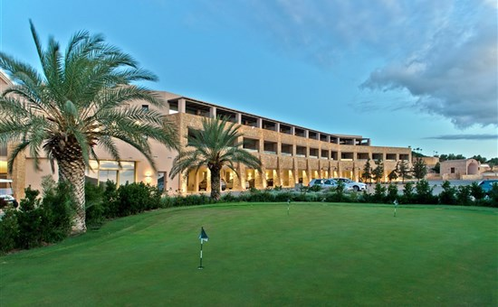 Hersonissos - Crete Golf Club -